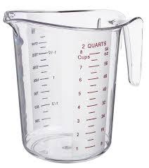 Мерителна кана Measuring Cup PC