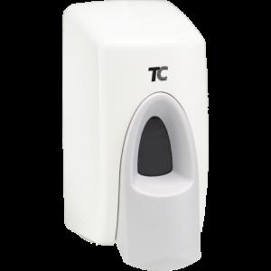 Дозатор TC 400 за течен сапун, дезинфектант, почистване на WC дъска