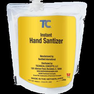 Пълнител Hand sanitizer - дезинфектант за ръце