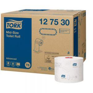 Тоалетна хартия на ролка Tork Advanced Roll Compact