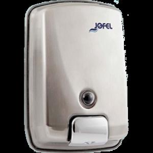 Дозатор за сапун Jofel Futura Inox 1 l.