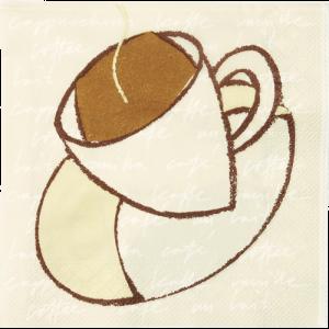 Ароматизирани салфетки за маса Tork Vanilla Café