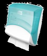 Диспенсър за кърпи Tork Performance - system W4
