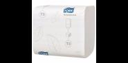Tork Тоалетна хартия на салфетки Folded Toilet Paper – system T3