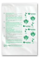 Биоразградими чували за смет, 70 х 90 см, 80 литра, 500 бр.