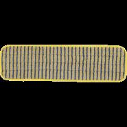 Rubbermaid Моп Hygen със скрубер, микрофибър 400 мм за Pulse™
