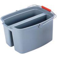 Rubbermaid Двойна кофа Double bucket 18 л.