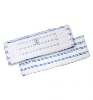 TTS Моп микрофибърен, цветово кодиран, джоб