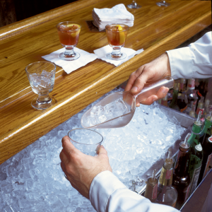 Лопатка за лед Bar Scoop